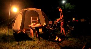 雰囲気 テント