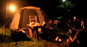 テント 雰囲気