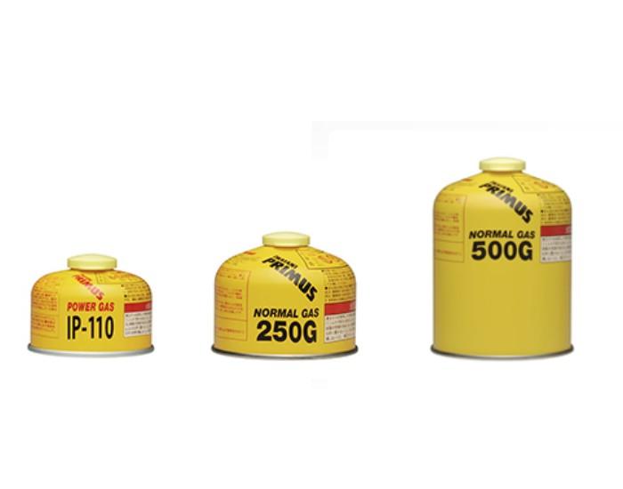 プリムス ガス缶