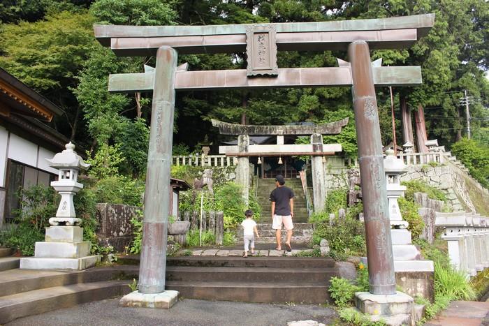 我鹿八幡神社