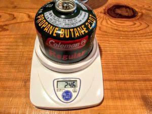 OD缶 容量