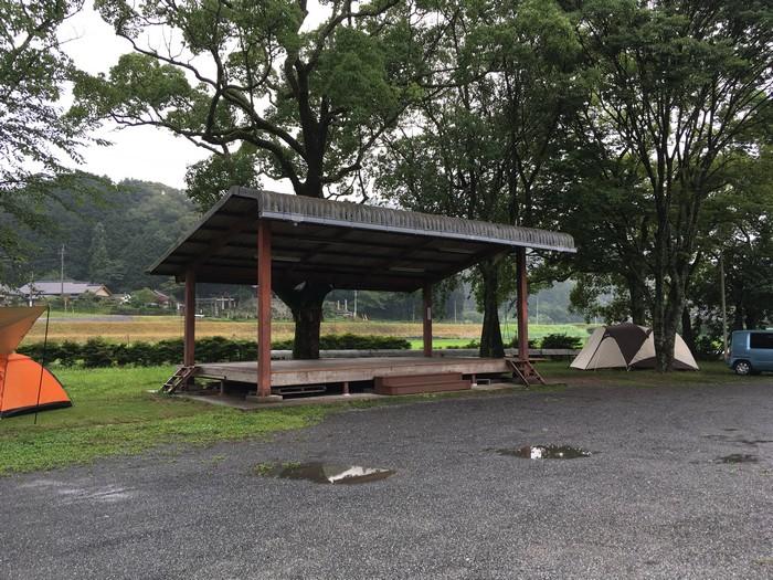 今川公園 ステージ