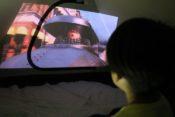 子供と映画