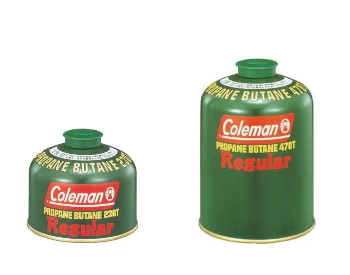 Coleman ガス