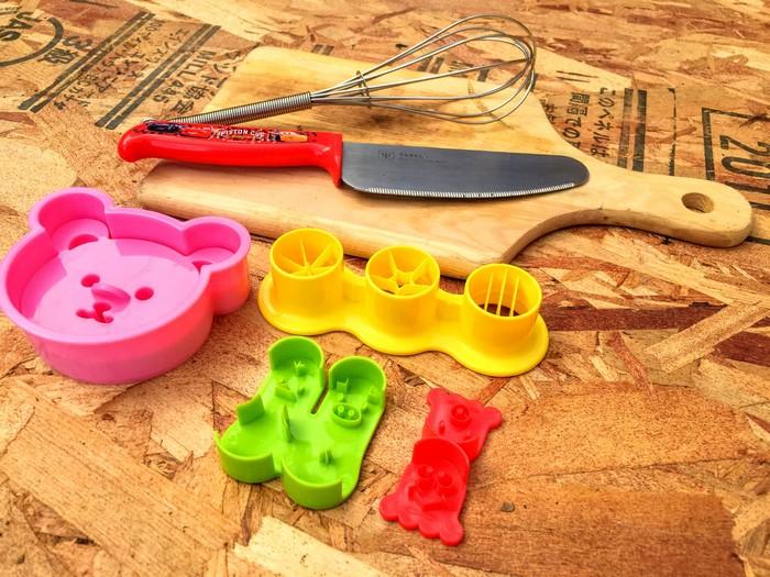 子供が喜ぶキッチン道具