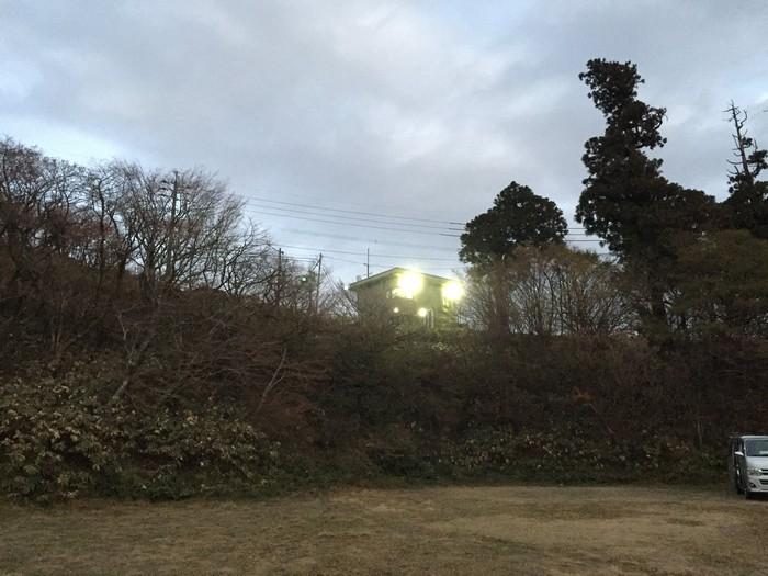 脊振山キャンプ場 ライト