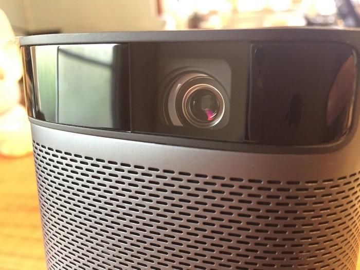 XGIMI MoGo Pro+レンズ